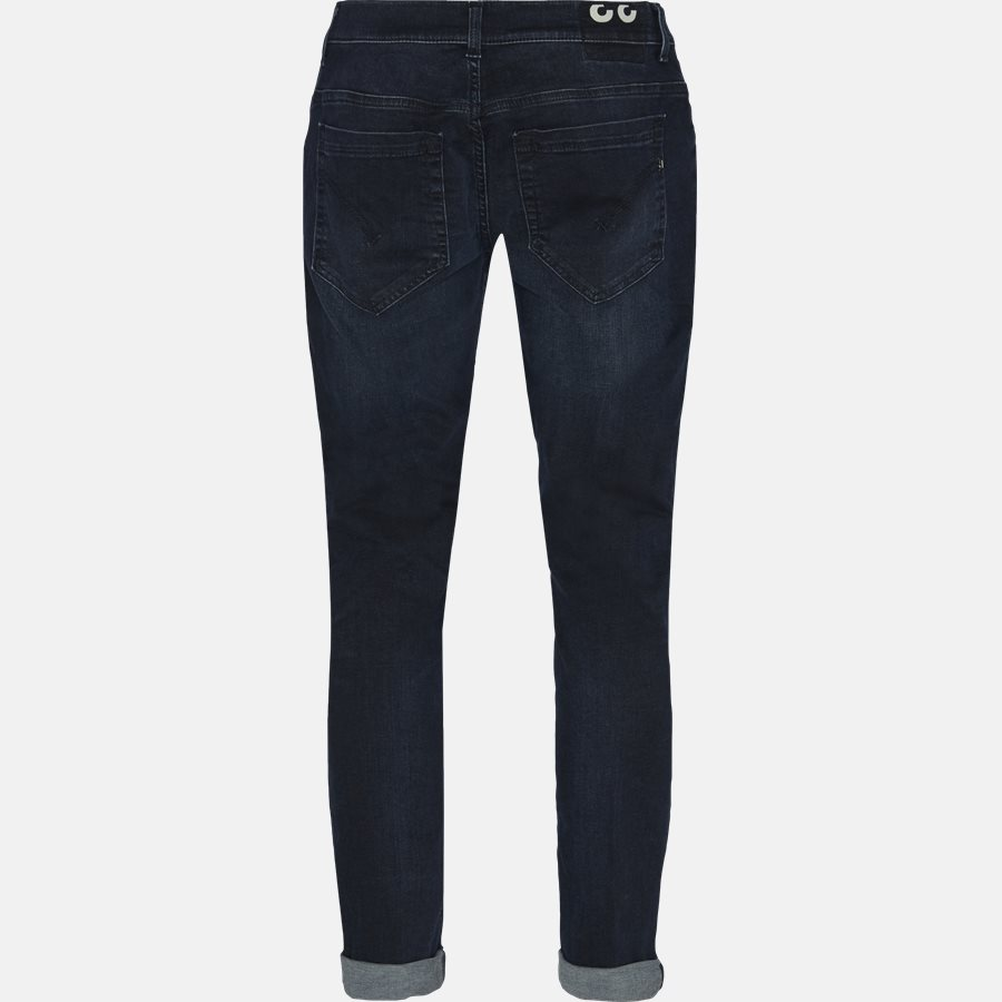 UP232 DS227 U67 - Jeans - DARK BLUE - 2